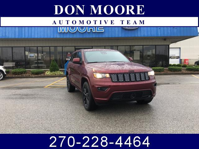 2021 Jeep Grand Cherokee Vehicle Photo in Hartford, KY 42347