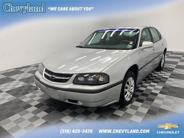 2003 Chevrolet Impala Vehicle Photo in Shreveport, LA 71105