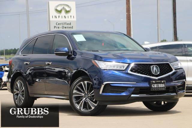 2020 Acura MDX Vehicle Photo in Grapevine, TX 76051