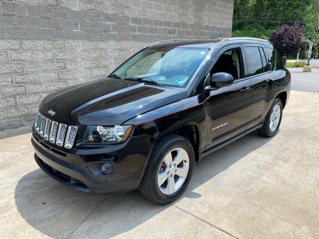 2015 Jeep Compass Vehicle Photo in ELLWOOD CITY, PA 16117-1939