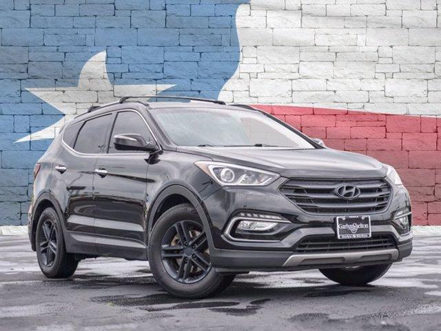 2018 Hyundai Santa Fe Sport Vehicle Photo in Temple, TX 76502