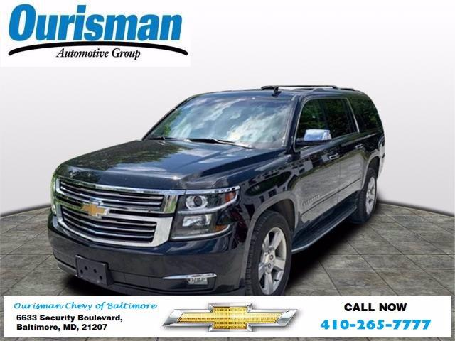 2018 Chevrolet Suburban Vehicle Photo in BALTIMORE, MD 21207-4000
