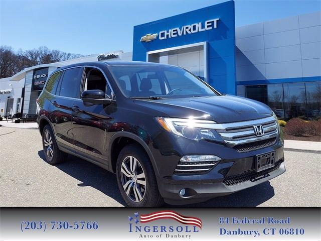 2018 Honda Pilot Vehicle Photo in Danbury, CT 06810