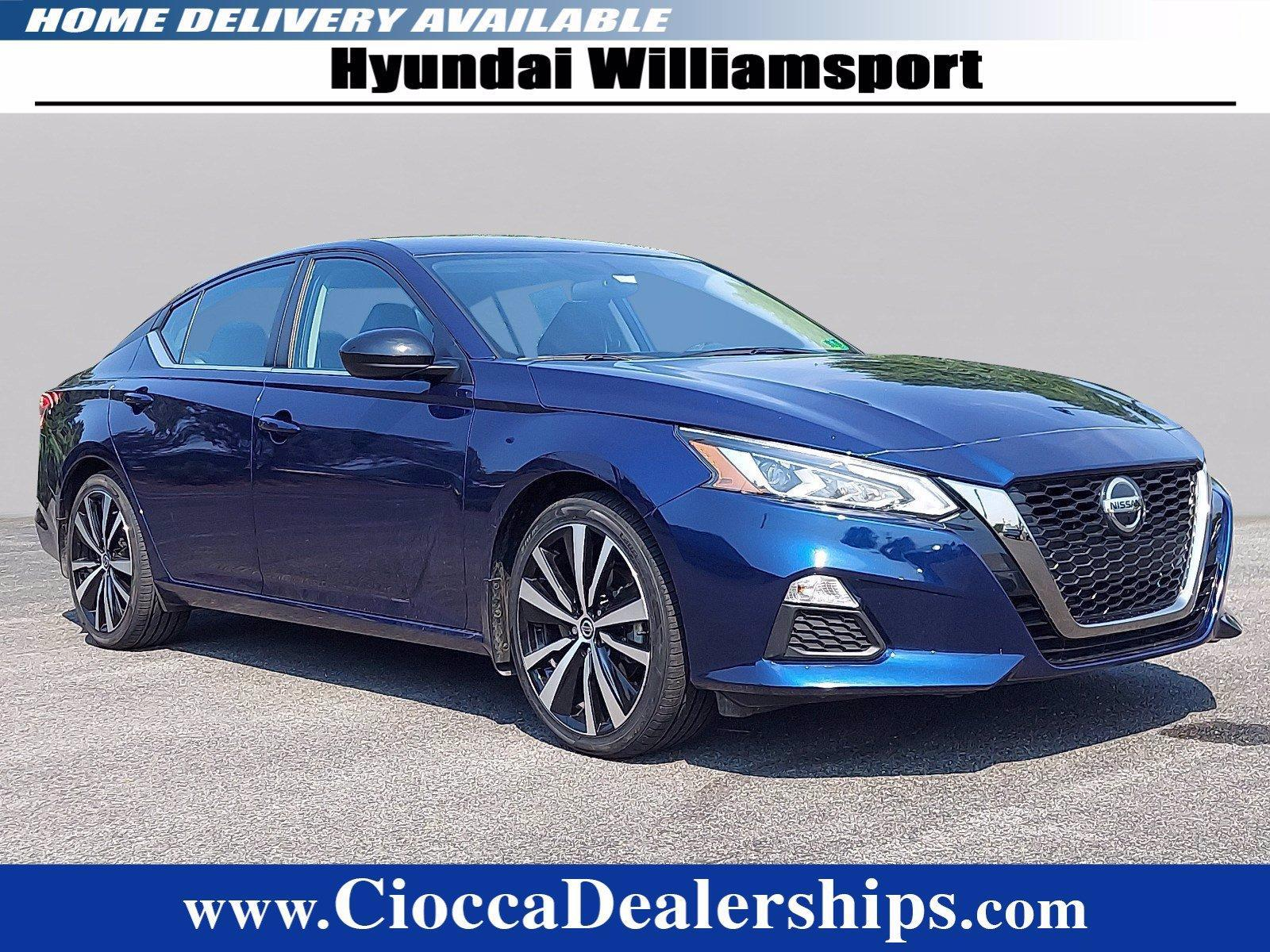 2019 Nissan Altima Vehicle Photo in Muncy, PA 17756