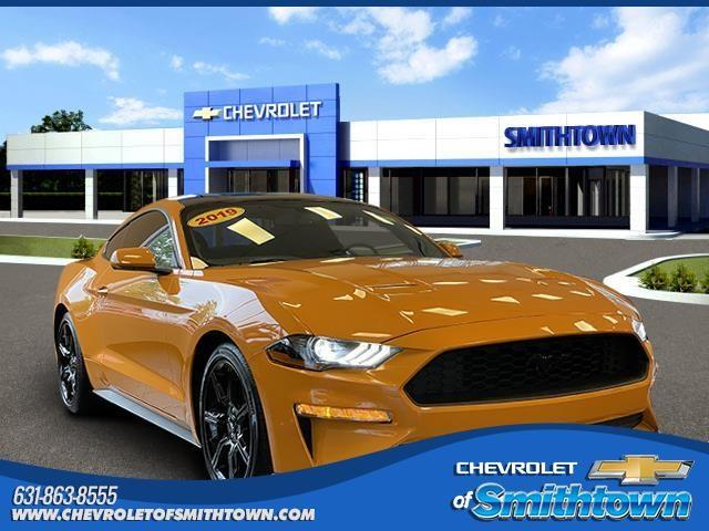 2019 Ford Mustang Vehicle Photo in Saint James, NY 11780