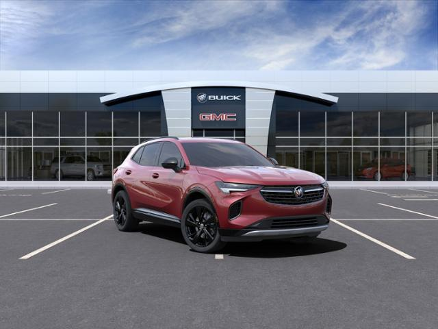 2021 Buick Envision Vehicle Photo in DEPEW, NY 14043-2608
