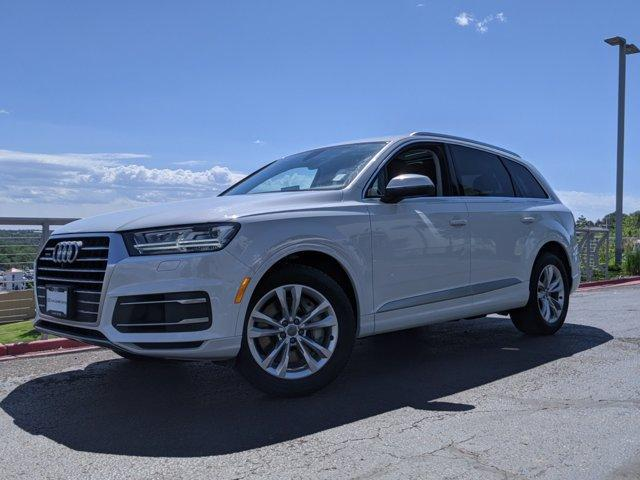 2018 Audi Q7 Vehicle Photo in Colorado Springs, CO 80905