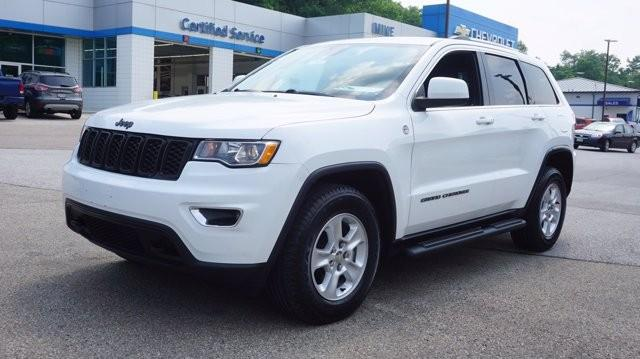 2017 Jeep Grand Cherokee Vehicle Photo in MILFORD, OH 45150-1684