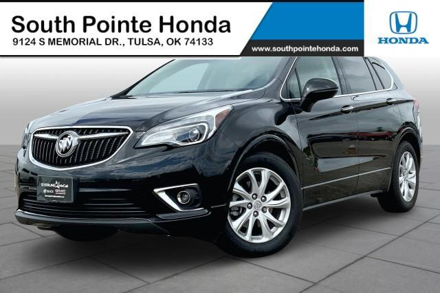 2019 Buick Envision Vehicle Photo in Tulsa, OK 74133