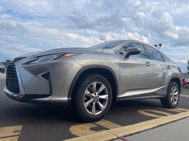 2018 Lexus RX 350 Vehicle Photo in TREVOSE, PA 19053-4984