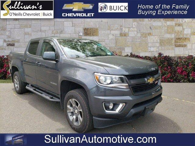 2017 Chevrolet Colorado Vehicle Photo in AVON, CT 06001-3717