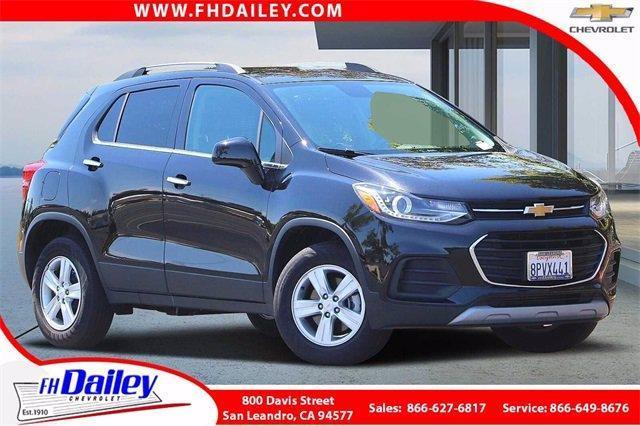 2020 Chevrolet Trax Vehicle Photo in SAN LEANDRO, CA 94577-1512