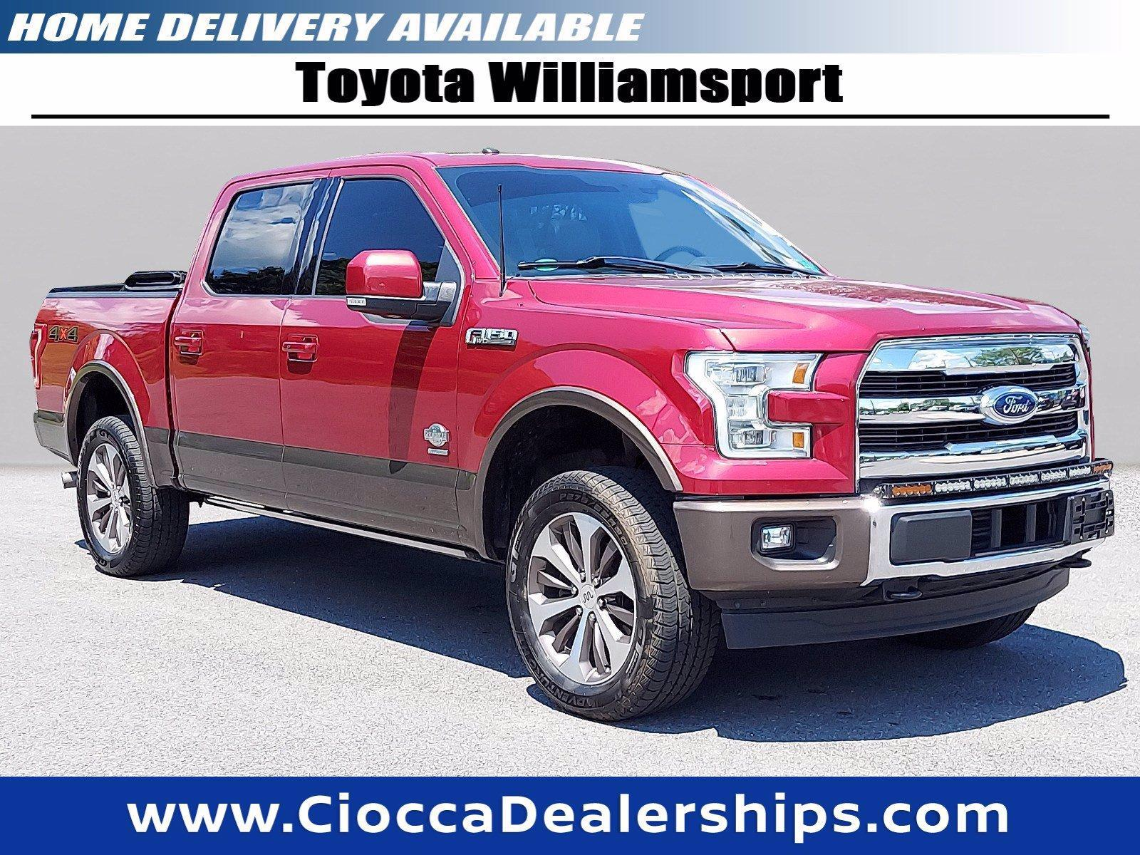 2017 Ford F-150 Vehicle Photo in Muncy, PA 17756