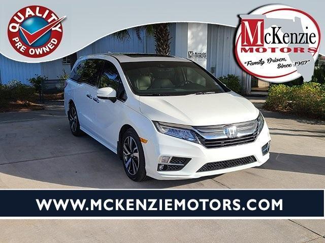 2020 Honda Odyssey Vehicle Photo in Milton, FL 32570