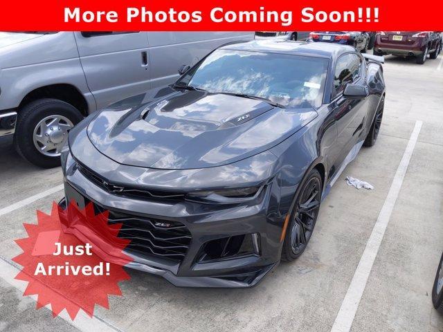 2018 Chevrolet Camaro Vehicle Photo in SELMA, TX 78154-1460