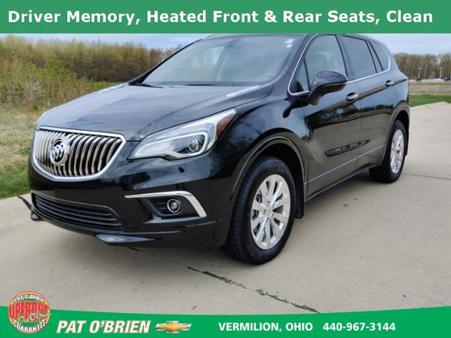 2017 Buick Envision Vehicle Photo in Vermilion, OH 44089