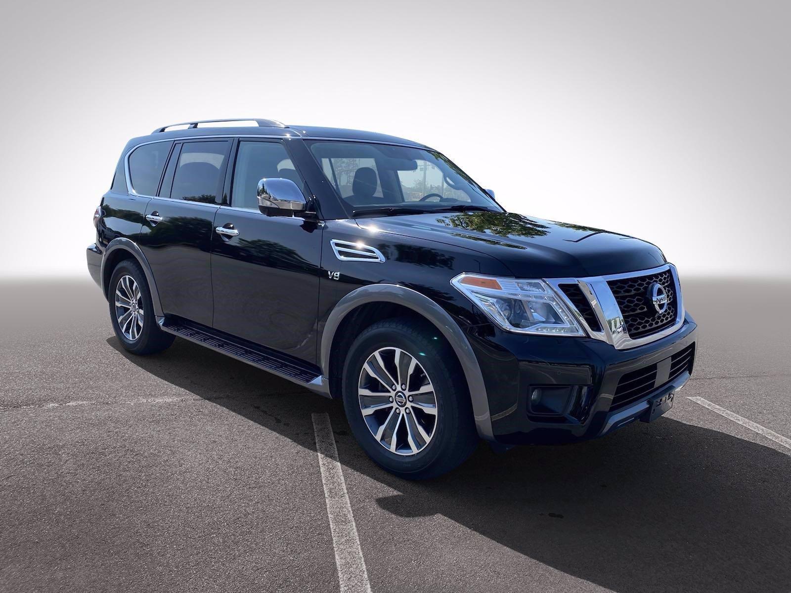 2019 Nissan Armada Vehicle Photo in BUFORD, GA 30518
