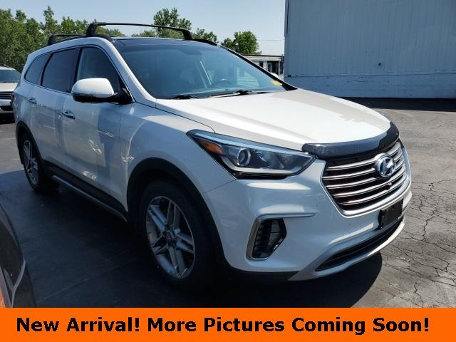2017 Hyundai Santa Fe Vehicle Photo in Depew, NY 14043