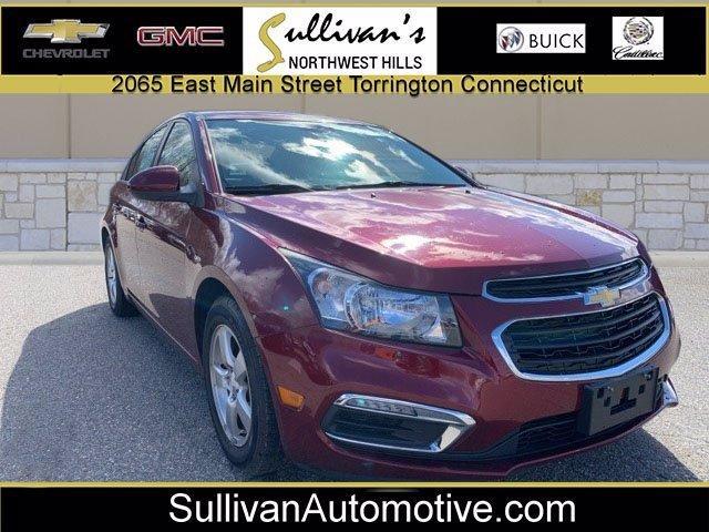 2015 Chevrolet Cruze Vehicle Photo in TORRINGTON, CT 06790-3111