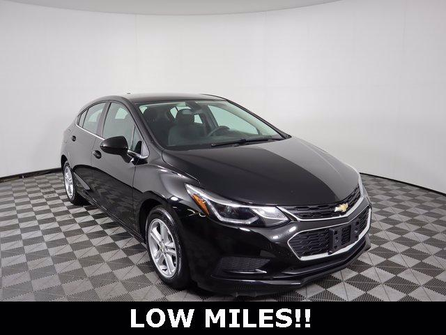 2017 Chevrolet Cruze Vehicle Photo in ALLIANCE, OH 44601-4622