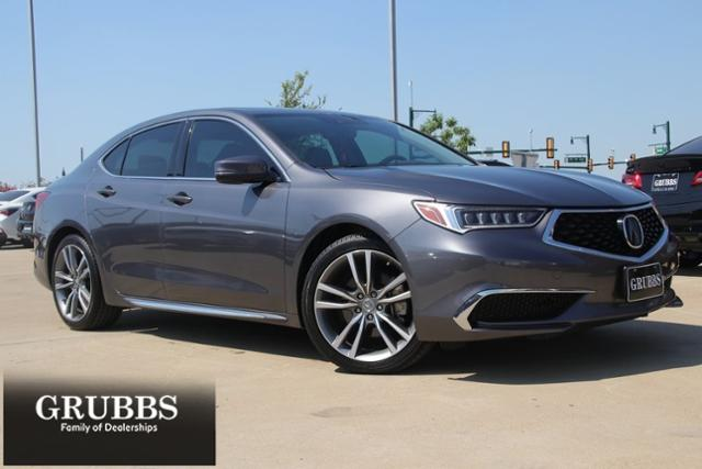 2019 Acura TLX Vehicle Photo in Grapevine, TX 76051