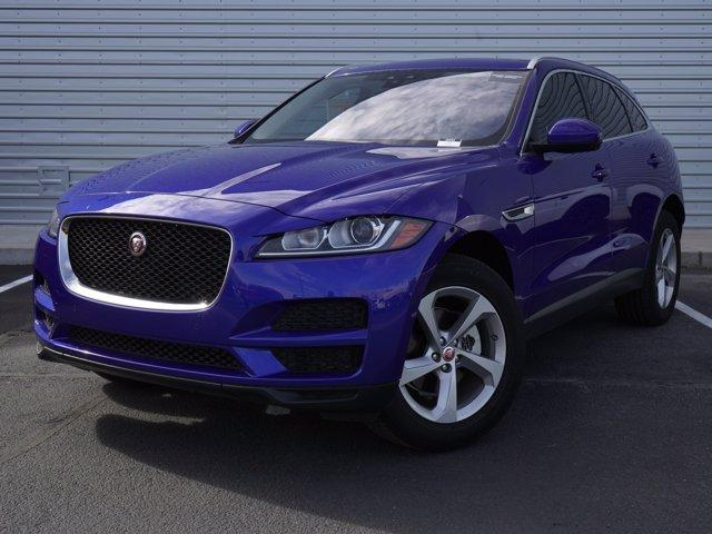 2020 Jaguar F-PACE Vehicle Photo in Tucson, AZ 85705