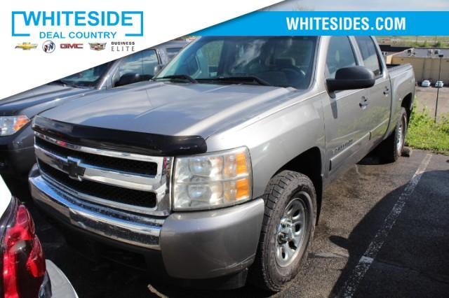2007 Chevrolet Silverado 1500 Vehicle Photo in St. Clairsville, OH 43950
