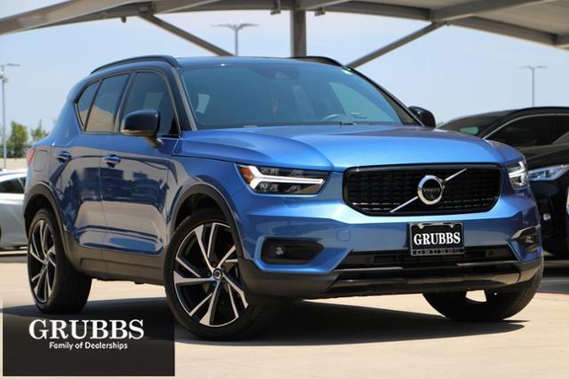 2019 Volvo XC40 Vehicle Photo in Grapevine, TX 76051