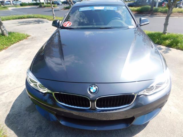 2016 BMW 435i Vehicle Photo in CHARLOTTE, NC 28212