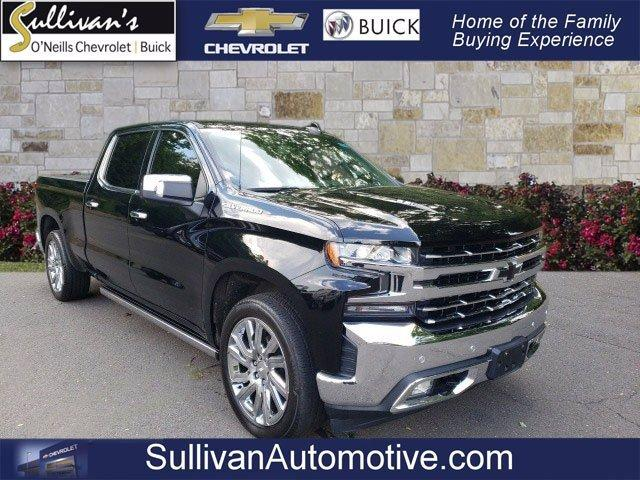 2019 Chevrolet Silverado 1500 Vehicle Photo in AVON, CT 06001-3717