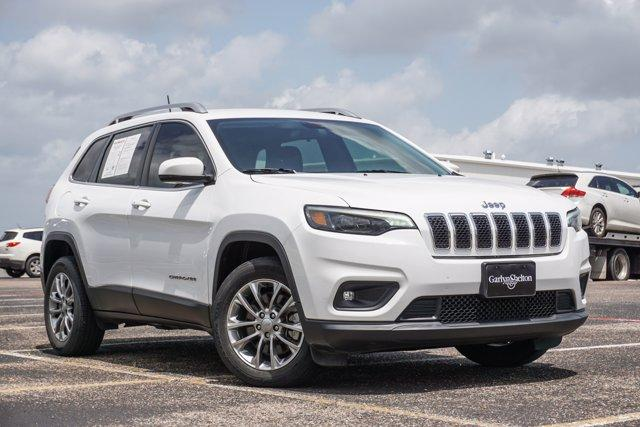 2019 Jeep Cherokee Vehicle Photo in TEMPLE, TX 76504-3447