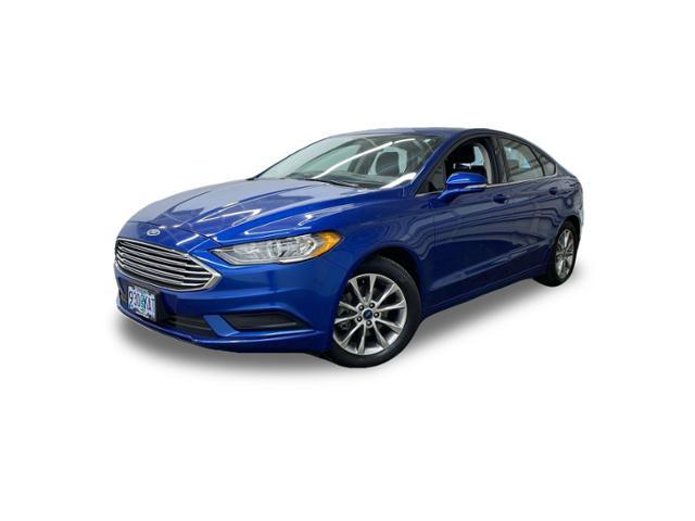 2017 Ford Fusion Vehicle Photo in PORTLAND, OR 97225-3518