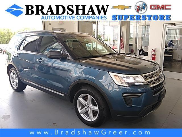 2018 Ford Explorer Vehicle Photo in Greer, SC 29651