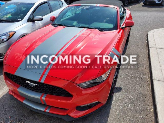 2016 Ford Mustang Vehicle Photo in Tucson, AZ 85712