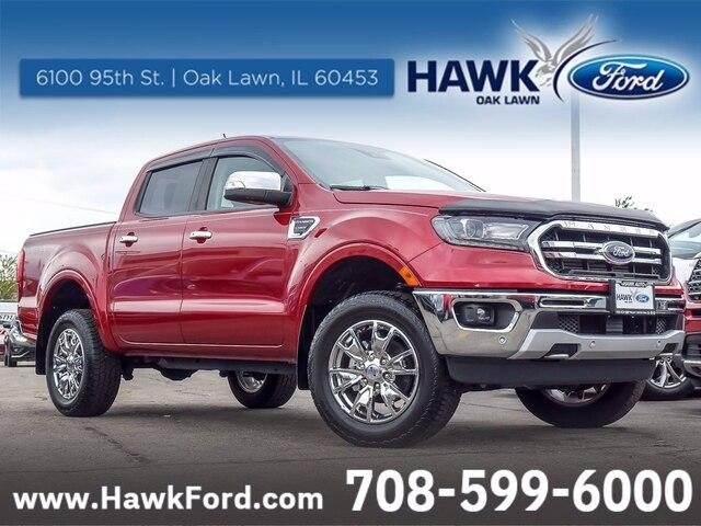 2020 Ford Ranger Vehicle Photo in Plainfield, IL 60586