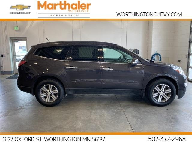 2015 Chevrolet Traverse Vehicle Photo in Worthington, MN 56187