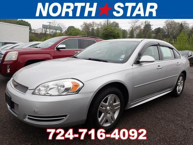 2014 Chevrolet Impala Limited Vehicle Photo in Zelienople, PA 16063