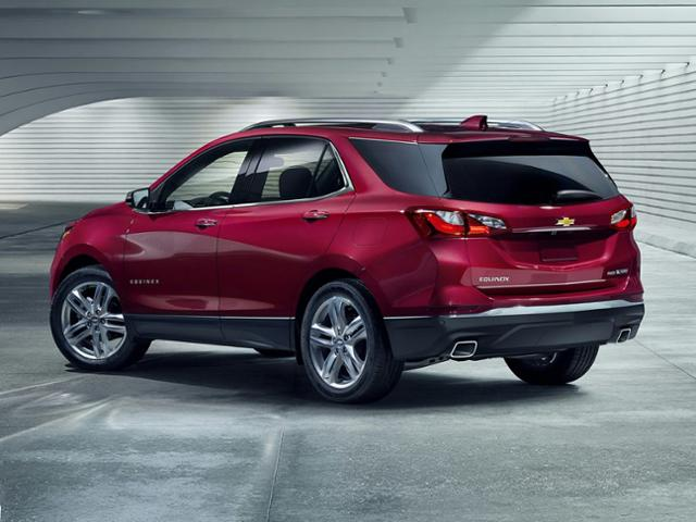 2021 Chevrolet Equinox Vehicle Photo in Harrisonburg, VA 22801