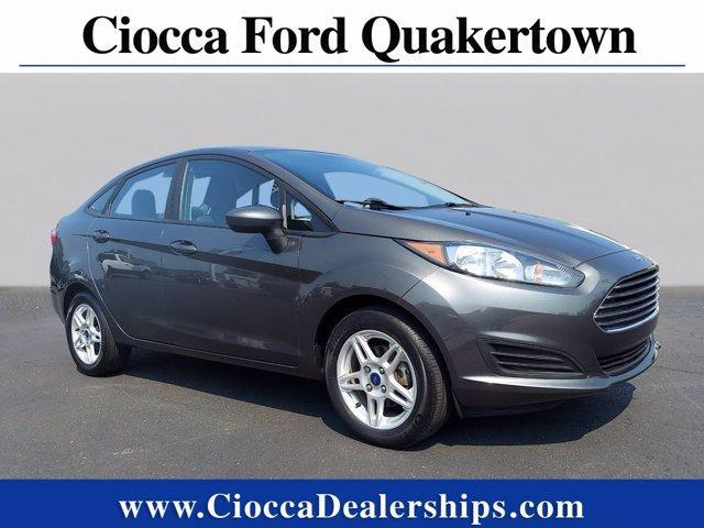 2018 Ford Fiesta Vehicle Photo in Quakertown, PA 18951