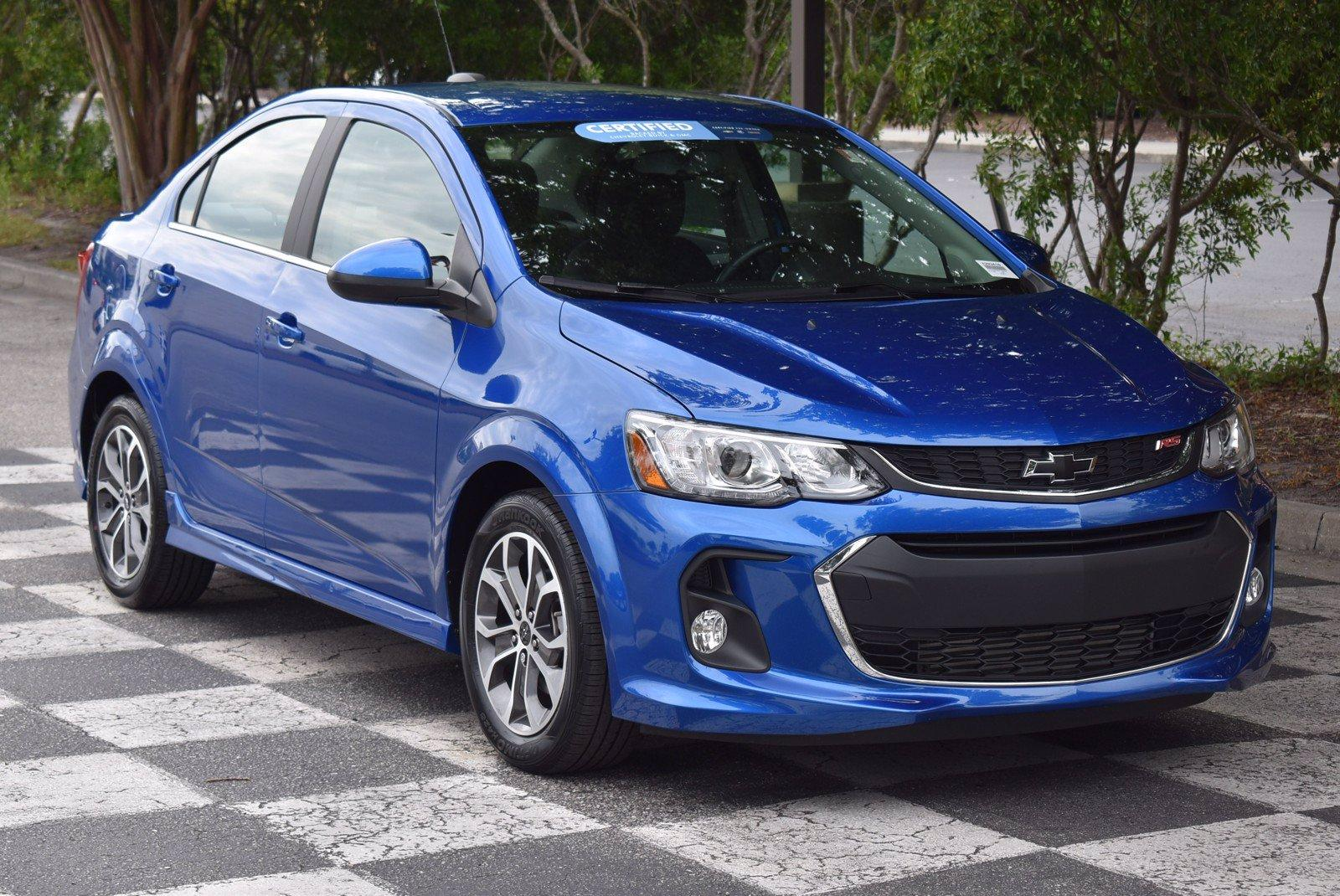 2019 Chevrolet Sonic Vehicle Photo in WILMINGTON, NC 28403