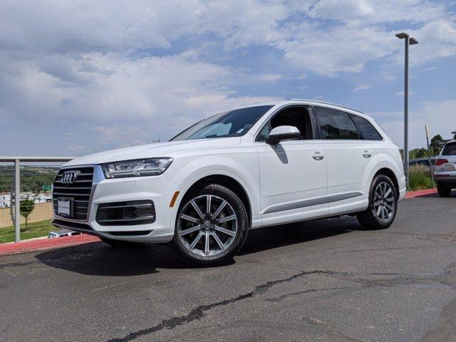2017 Audi Q7 Vehicle Photo in Colorado Springs, CO 80905
