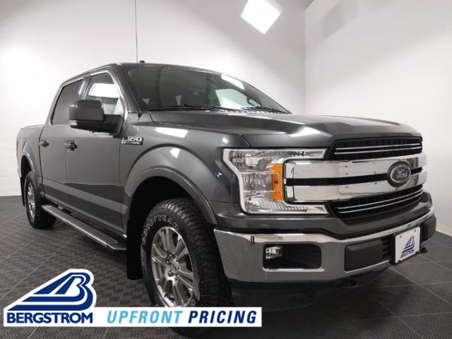 2018 Ford F-150 Vehicle Photo in Appleton, WI 54914