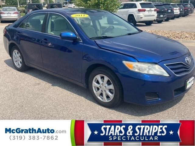 2011 Toyota Camry Vehicle Photo in Coralville, IA 52241