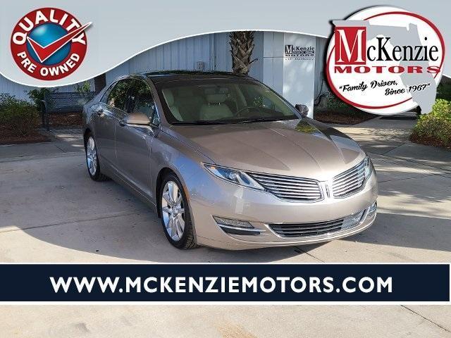 2015 LINCOLN MKZ Vehicle Photo in Milton, FL 32570