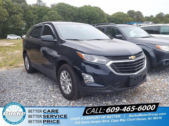 2020 Chevrolet Equinox Vehicle Photo in CAPE MAY COURT HOUSE, NJ 08210-2432