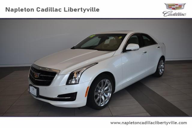 2018 Cadillac ATS Sedan Vehicle Photo in Libertyville, IL 60048