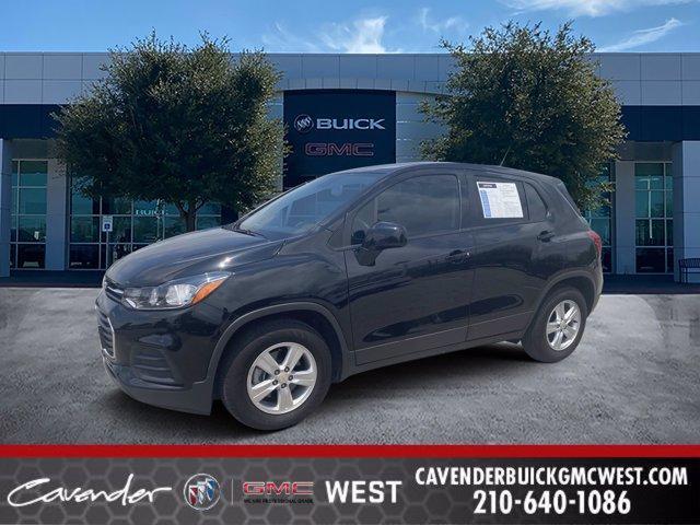 2020 Chevrolet Trax Vehicle Photo in San Antonio, TX 78254