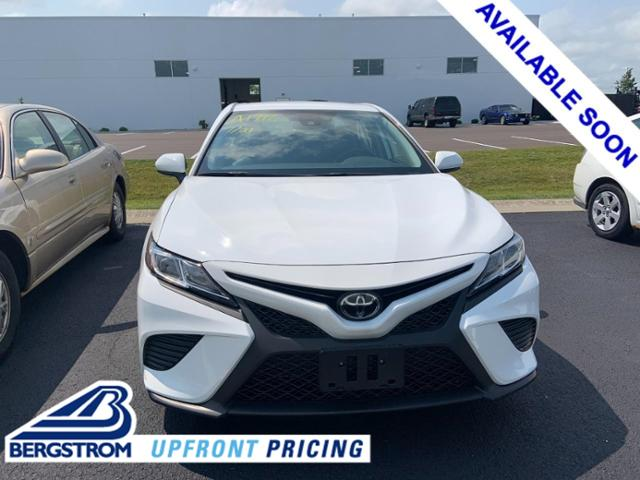 2019 Toyota Camry Vehicle Photo in Oshkosh, WI 54904