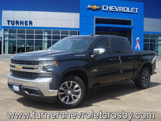 2020 Chevrolet Silverado 1500 Vehicle Photo in CROSBY, TX 77532-9157