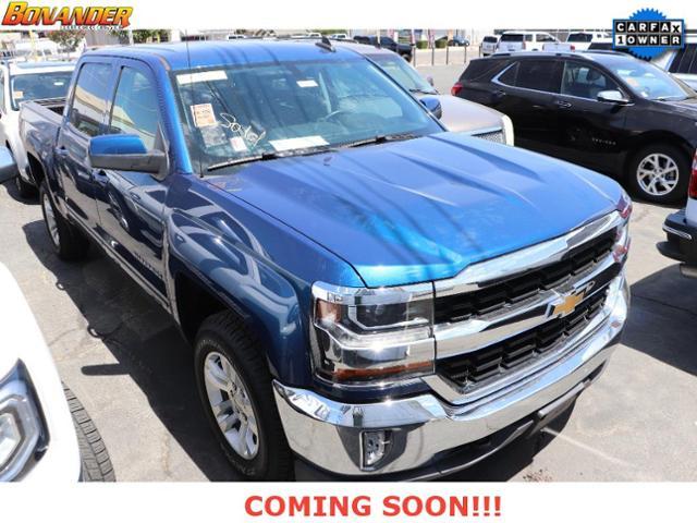 2018 Chevrolet Silverado 1500 Vehicle Photo in TURLOCK, CA 95380-4918